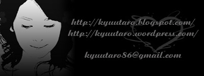 Welcome to Kyuutaro Personal Blog